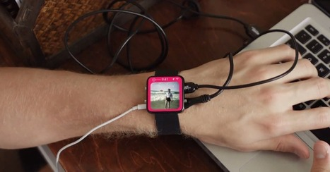 Apple iWatch Parody Will Make You Question Every Wearable Gadget | Stuff that Tweaks | Scoop.it