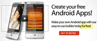 Create Your Own Android Apps For Free With 5 Sites - Blogs Daddy | Blogger Tricks, Blog Templates, Widgets | Scoop.it