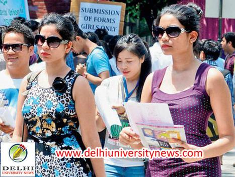 Online admission process begins at Delhi University | Website Design Company | SEO Services Delhi | Web Development | Scoop.it