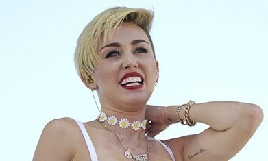 Miley Cyrus promises tour will be educational and artistic - The Guardian | Miley Cyrus | Scoop.it