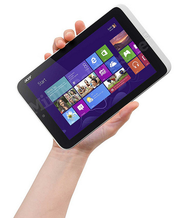 Acer Iconia W3, 8-inch tablet with Windows 8   LAPTOP TABLET PC   GadgetUK   Scoop.it