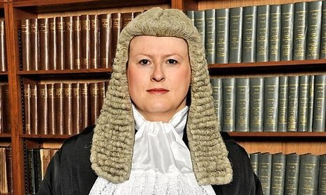 All rise for UK's first transgender judge | Gay News | Scoop.it