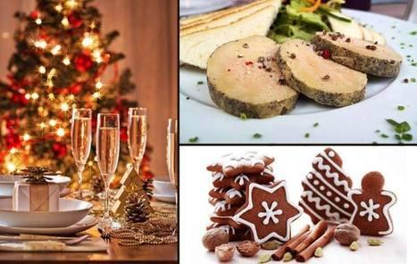 Préparez vos menus de fêtes avec notre sélection de Noël… | Blog ... | cuisine du monde | Scoop.it