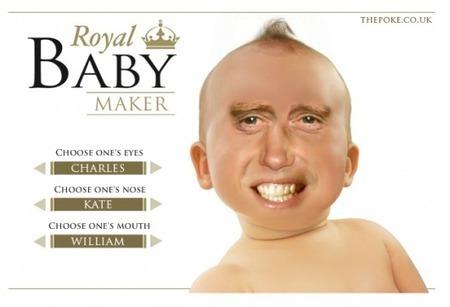 #ROYALBABY – Tout ce qu'on a (beaucoup trop) vu sur la naissance de l'enfant du «royal baby»   Médias, web, réseaux sociaux   Scoop.it