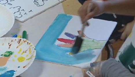 Art Work by Patients at Holtz Children's Hospital to be Auctioned Off - NBC 6 South Florida | Healing Arts | Scoop.it