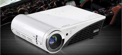 Zeco CX5 is a Quad core Android 4.2 Video Projector with a Built-in Battery | Embedded Software | Scoop.it