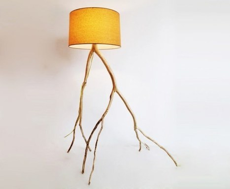 20 Creative Pieces of Furniture Inspired by Trees | 1001 Creative ideas ! | Scoop.it