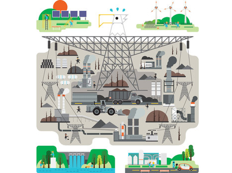 Life After Oil and Gas | Zero Carbon Living Laboratory | Scoop.it