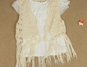 Lace Cardigan Shrug Shirt Tassel Lo.. | Wedding Dress 2013 for cheap collection | Scoop.it