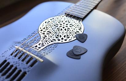 A zene és a 3D nyomtatás – 3D nyomtatott hangszerek | Parametric Design | Scoop.it