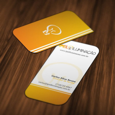 30 Creative Yellow Business Cards | Informatyka-Grafika-Technologie graficzne | Scoop.it