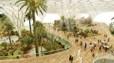 Creating a Sustainable Urban Landscape: Manama Urban Oasis by Aétrangère | tecnologia s sustentabilidade | Scoop.it
