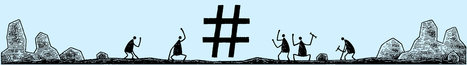 In Praise of the Hashtag | Professional development of Librarians | Scoop.it