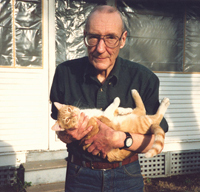 Adorable Pictures of Famous Writers and Their Pets - Flavorwire   About Books   Scoop.it