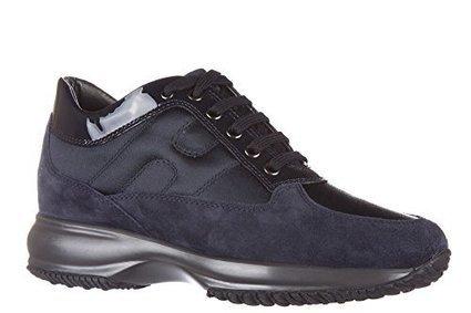 Hogan scarpe sneakers donna camoscio nuove interactive allacciata blu EU 37.5 HXW00N0001035X9999 su www.kellieshop.com | kellieshopsales | Scoop.it