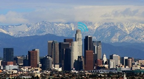 Los Angeles moves forward with proposal for free citywide broadband | Fluidata | Scoop.it