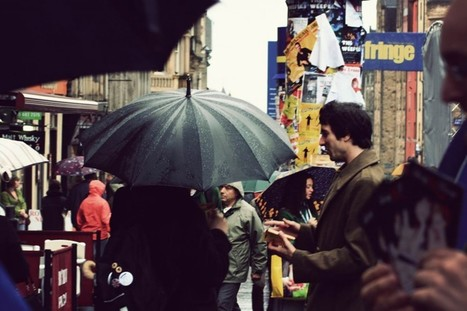 One fine day… at the Edinburgh Fringe | Culture Scotland | Scoop.it