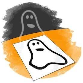 Spooky Science: Make a Ghostly Illusion: Scientific American | The brain and illusions | Scoop.it