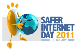 #edchat Every year in 8 february is Safer Internet Day  #sid2011 #esafety via @Insafenetwork ,, It's more than a game, it's your  life "