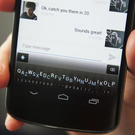 Try 'Sloppy Typing' on This Reimagined QWERTY Keyboard [VIDEO] | Tracking Transmedia | Scoop.it