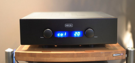amplificateur intégré / DAC Hegel H360 | Chant Libre - hifi - produits www.chantlibre.fr | Scoop.it