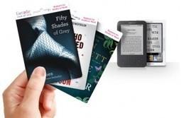 L'e-book se matérialise: auteurs, éditeurs, libraires, avez-vous toutes les cartes en main?   Lettres Numériques   L'édition en numérique   Scoop.it