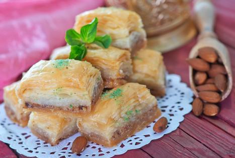 η χρήση του Αμυγδάλου στην Ελληνική κουζίνα.. | travelling 2 Greece | Scoop.it