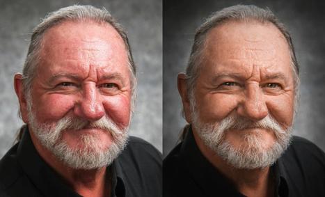 Video: Tutorial Photoshop para retocar piel brillosa | Fotografia | Scoop.it