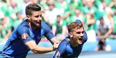 Résultats Euro 2016 : le résumé et les buts de France - Irlande | Ce qu'il ne fallait pas rater ! | Scoop.it