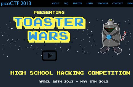NSA, Carnegie Mellon seek high school hackers - NBCNews.com (blog) | Technology in Art And Education | Scoop.it