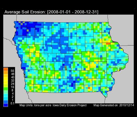 Climate Change Consequences for Agriculture in Iowa - Agricultural Marketing Resource Center   Greenhouse Effect   Scoop.it