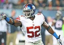 Big Blue's Beason loves being center of attention - New York Daily News   Sports Management Renfro.  M   Scoop.it