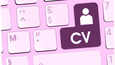 CV en ligne : choisissez bien ce que vous rendez visible ! | l'emploi | Scoop.it