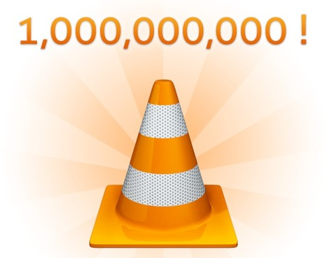 Open-source media player VLC tops a billion downloads | cross pond high tech | Scoop.it