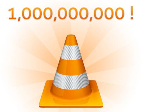 Open-source media player VLC tops a billiondownloads | cross pond high tech | Scoop.it