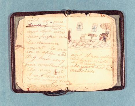 Charlotte Brontë : une exposition célèbre la romancière à la National Portrait Gallery de Londres | Gender and Literature | Scoop.it