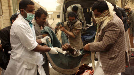 UN staff, diplomats evacuated from Yemen as 24 killed in airstrikes   Global politics   Scoop.it