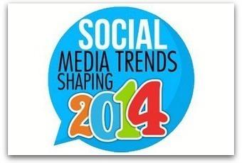 Infographic: 7 social media trends in 2014 | Social Media | Scoop.it