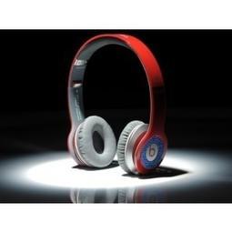 Beats by Dr. Dre Solo Diamond Blue Headphones Red MB186 | Diamond Solo Beats by Dre online | Scoop.it