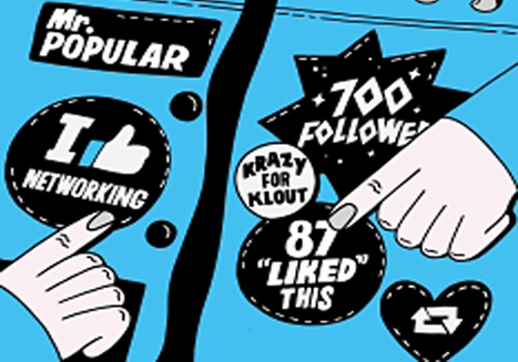 Klout And Why The Design Of Social Networking Matters | Strategy and Social Media | Scoop.it