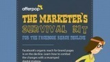 The Marketer's Survival Kit for the Facebook Reach Decline [INFOGRAPHIC] | Social Media Today | B2B Marketing and PR | Scoop.it