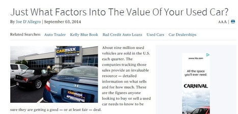 Shopping at Used Car Dealerships? Which Vehicle Is Right for You? | Seaport Auto | Scoop.it