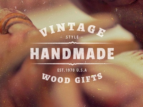 15 Free Vintage Logo Templates | My English Website - Nomi van Dun | Scoop.it