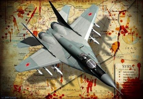 ALERTA: RUSIA A PUNTO DE INTERVENIR MILITARMENTE EN SIRIA | La R-Evolución de ARMAK | Scoop.it