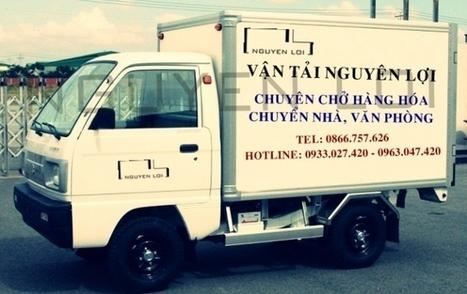 Cho thuê xe tải 500kg chở hàng | rao vặt: Ô tô, xe máy | Dịch vụ chuyển nhà trọn gói tphcm | Scoop.it