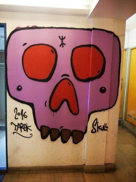 Rehab1: exposition éphémère de graff à la maison des arts et métiers | Paris Tonkar magazine | Scoop.it