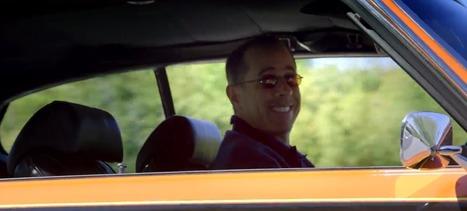 Hooray! Comedians In Cars Getting Coffee Gets Four More Seasons | Urban eating | Scoop.it