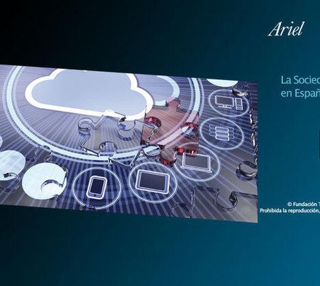 La Sociedad de la Información en España 2012 | Big Media (Esp) | Scoop.it
