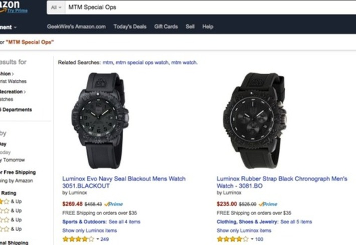 Appeals court rules against Amazon in dispute over product search results - GeekWire | A Marketing Mix | Scoop.it