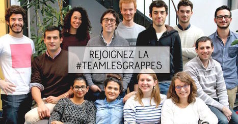 Community / Content Manager - @lesgrappes - #Stage - Paris (H/F) | Verres de Contact | Scoop.it